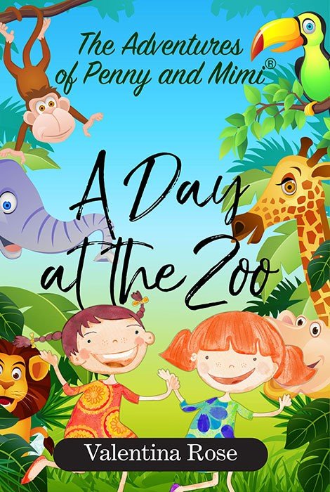 A Day at the ZOO Ebook Cover