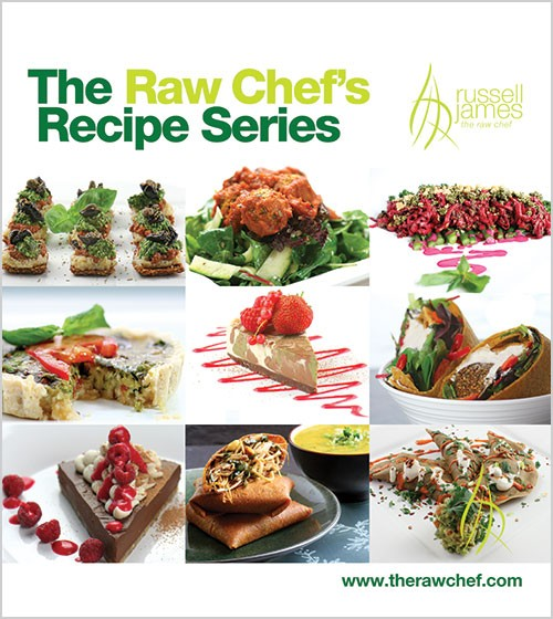 Raw Chef's Recipe Series PDF Ebook