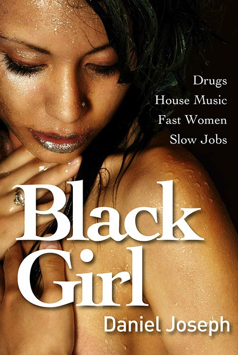 Black Girl Ebook Cover Design