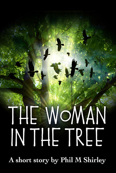 The Woman in the Tree Ebook Cover Design