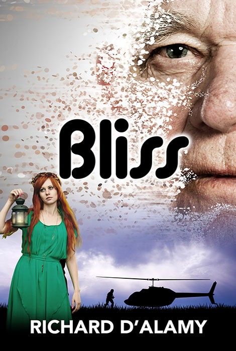 Bliss Book Cover Design