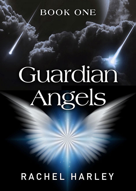 Guardian Angels Ebook cover design