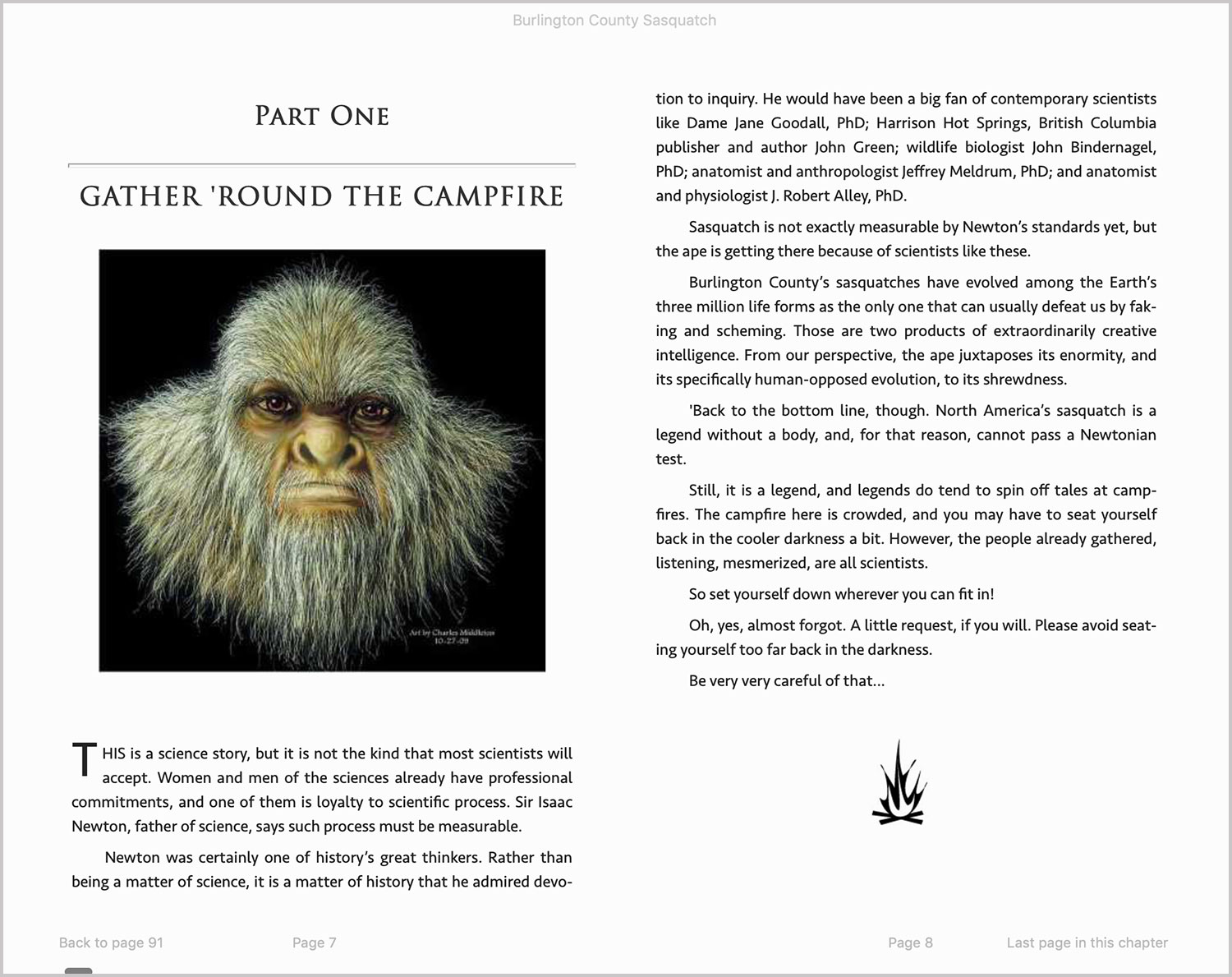 Ebook formatting sample