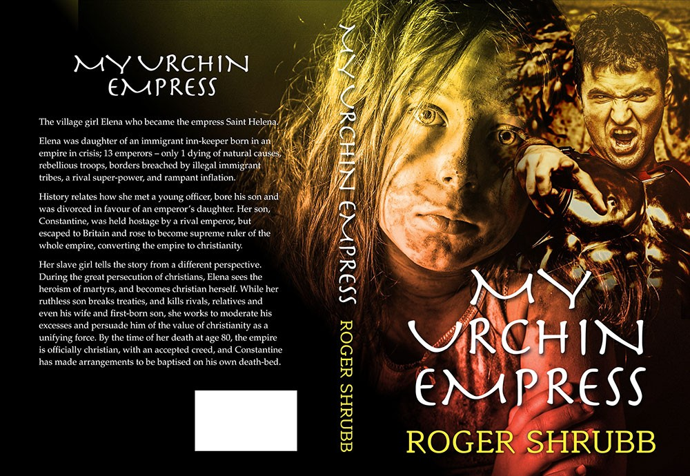 Finished Print Cover - My Urchin Empress