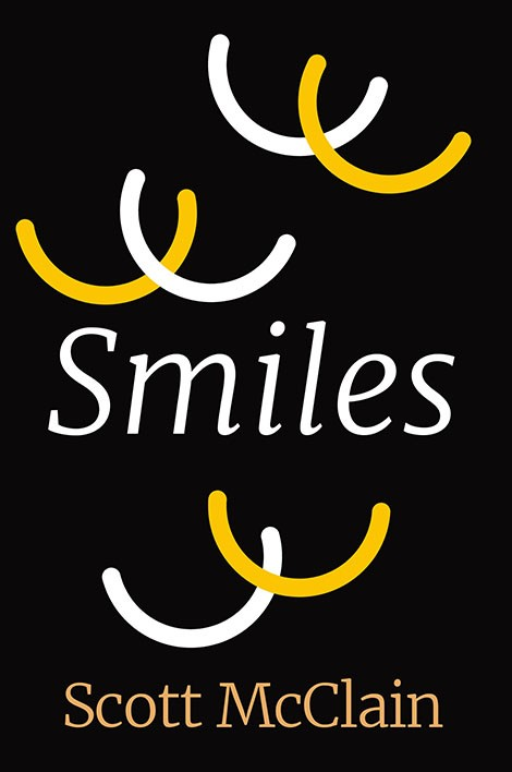 Smiles - Ebook cover design