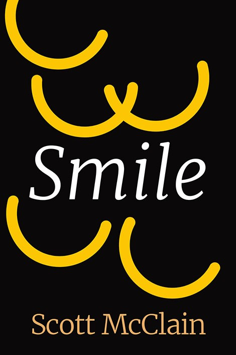 Smile - Ebook cover design